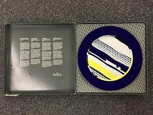 Roy-Lichtenstein-limited-edition-Rosenthal-pop-art-plate-3000-Box-amp-Certificate