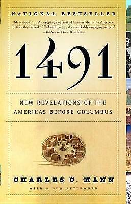 1 of 1 - 1491: New Revelations of the Americas Before Columbus (Vintage), Very Good Condi