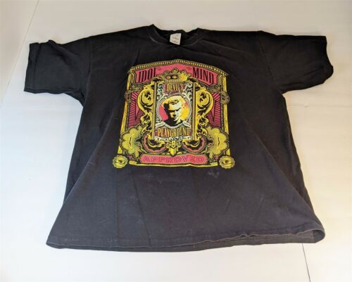 Rare Billy Idol Original 1990 Rude Dude Double Stitched T-SHIRT XL