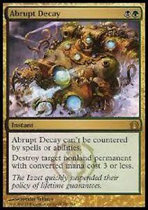 Décomposition abrupte - Abrupt Decay - Magic Mtg -