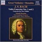 Johann Sebastian Bach - Bach: Violin Concertos Nos. 1 & 2; Concerto for Two Violins (2002)