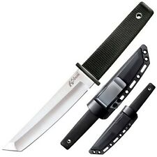 """Cold Steel 17T Kobun 9.875"""" Fixed Boot Knife w/5.5"""" Tanto Blade"""