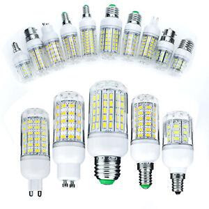 LED-Corn-Light-Bulb-E12-E27-E26-E14-G9-GU10-5730-6W-7W-9W-12W-15W-25W-Light-Lamp