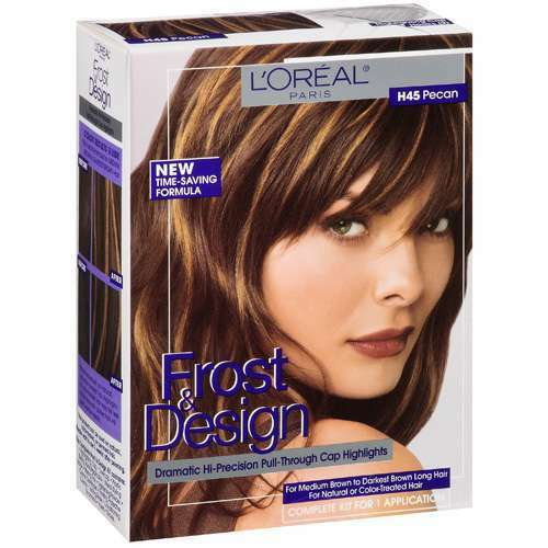 Loreal Frost Design Highlights H45 Pecan Ebay
