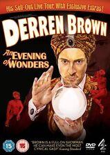 Derren Brown An Evening Of Wonders Region 2 New DVD