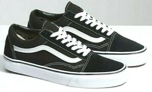 New-Vans-Old-Skool-Classic-Canvas-Suede-Unisex-Skate-Shoes-Sneakers-Trainers