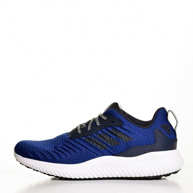 the latest 2b16c 3b703 Adidas Alphabounce RC Mens Typical Blue Running Shoes BW1469