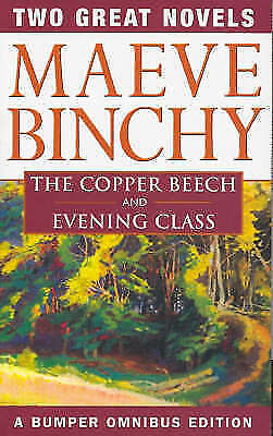 """""""AS NEW"""" Binchy, Maeve, Binchy, Maeve, Two Great Novels - The Copper Beech and E"""