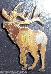 Elk Hatpin Hat Pin