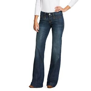 Ariat-Ladies-Lucy-Wide-Leg-Trouser-Jeans-10028925