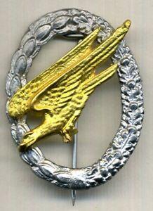 Reenactment Áquila de pecho Luftwaffe metal breast eagle Aquila da petto