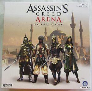Assassins Creed Arena ist kein Abendfüller, aber nett für zwischendurch