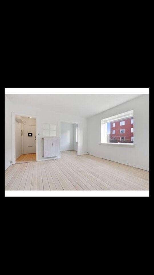 2300 2 vær. lejlighed, 55 m2, 5000 i depositum