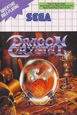 ## SEGA Master System - Dragon Crystal - TOP / MS Spiel ##
