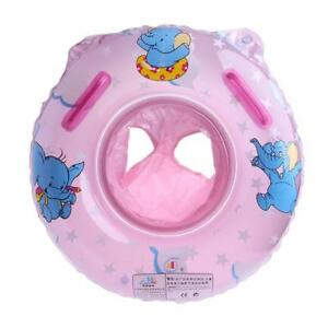 Baby Seat Inflatable Ring Pool Swimming Float Kids Toy Trainer Beach Accessories