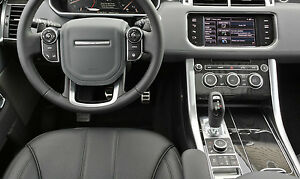 2014 Range Rover Interior >> Land Rover Oem Range Rover Sport L494 2014 2017 Dark Grey Oak Wood