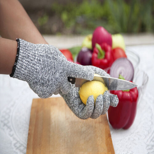 Cut Resistant Gloves Stab Proof Anti Cut Work Safety Kitchen Cutting Protection