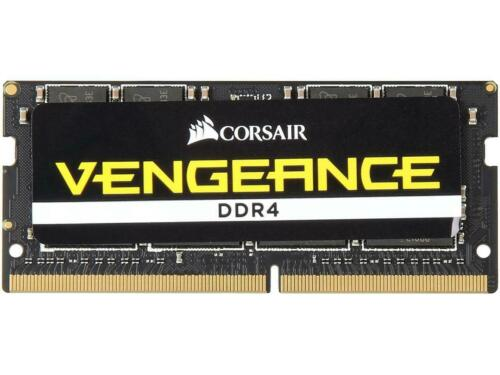 CORSAIR Vengeance 16GB 260-Pin DDR4 SO-DIMM DDR4 2400 Laptop Memory PC4 19200