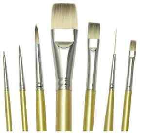 Royal Langnickel Fusion Paint Brushes