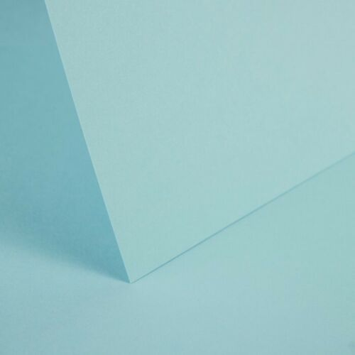 10 sheets of Pale Turquoise A4 Thick Card Approx 240gsm