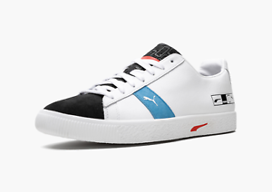 Puma Clyde Hacked Archive White Black