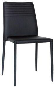 Silla-de-metal-y-de-imitacion-de-cuero-color-negro-RS8959