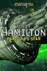 Pandora's Star by Peter F. Hamilton (Hardback, 2004)