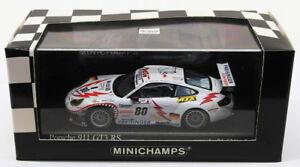 Minichamps-1-43-Scale-Model-Car-400-026980-Porsche-911-GT3-RS-Le-Mans-24h-2002