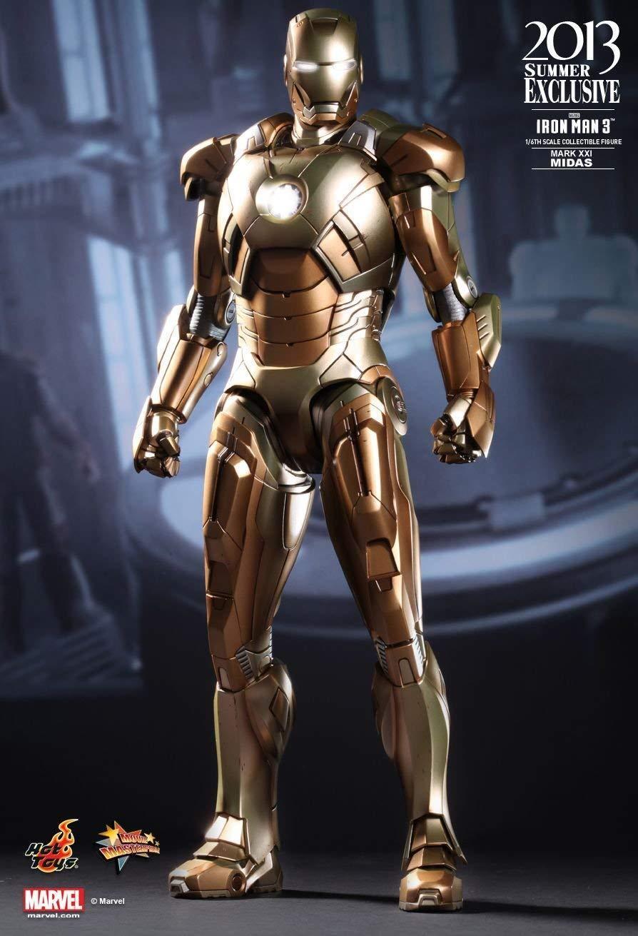 Movie Masterpiece Iron Man 1 6 scale figure