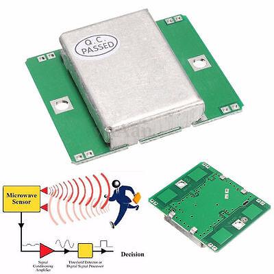 Hb100 Microwave Motion Sensor 10 525ghz Doppler Radar Detector For Arduino 665212654337 Ebay