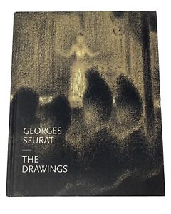 Georges Seurat The Drawings 2007 Museum of Modern Art MoMA Hauptman