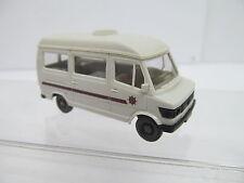 eso-13097Wiking 1:87 Mercedes Wohnmobil mit minimale Gebrauchsspuren,