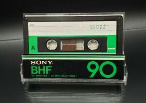 MAXELL UR 90 NORMAL POSITION TYPE I BLANK AUDIO CASSETTE JAPAN 2000