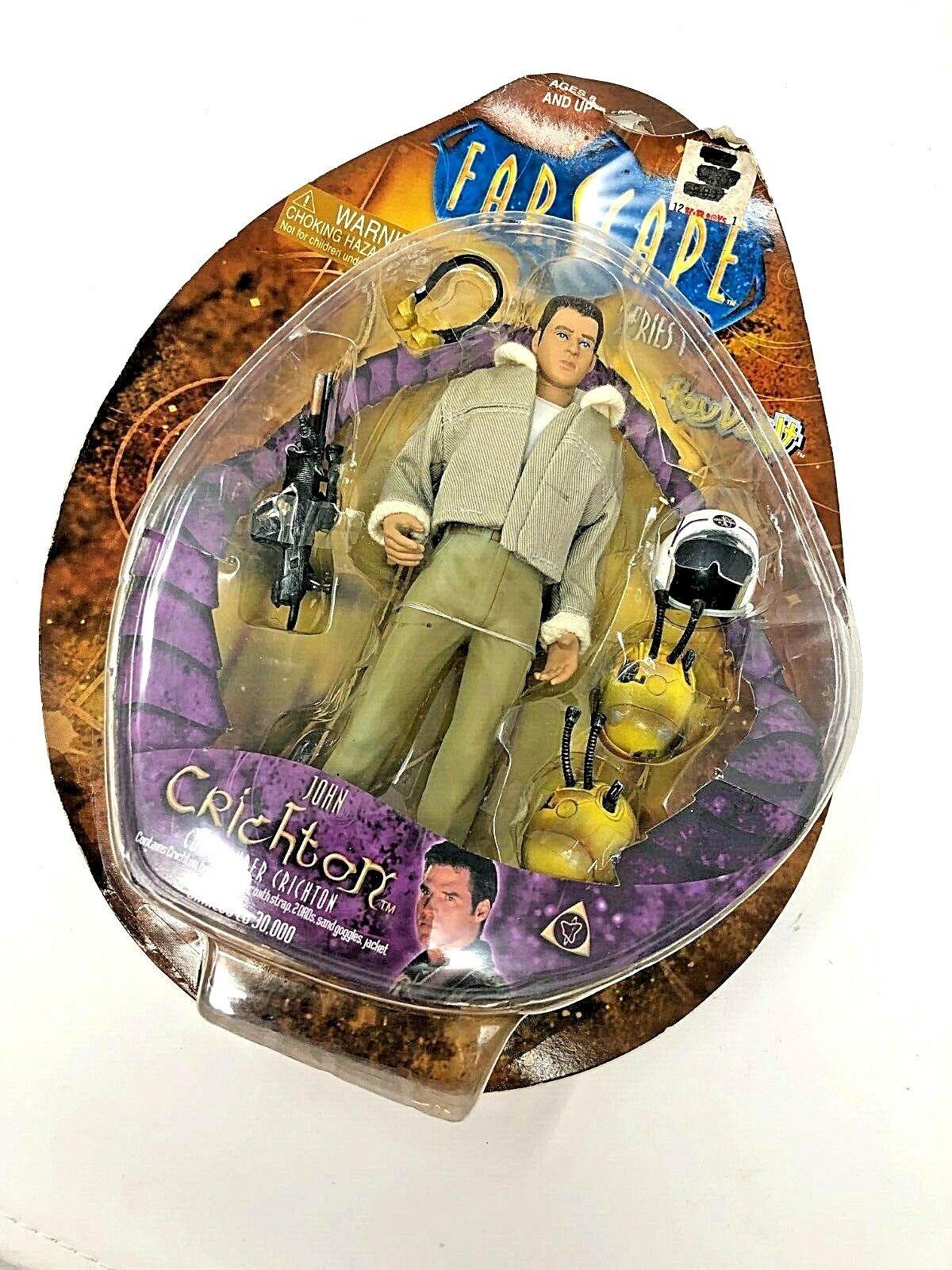 Farscape by Toy Vault (Series 1) Commander Commander Commander John Crichton Limited Edition 30,000 29ec76