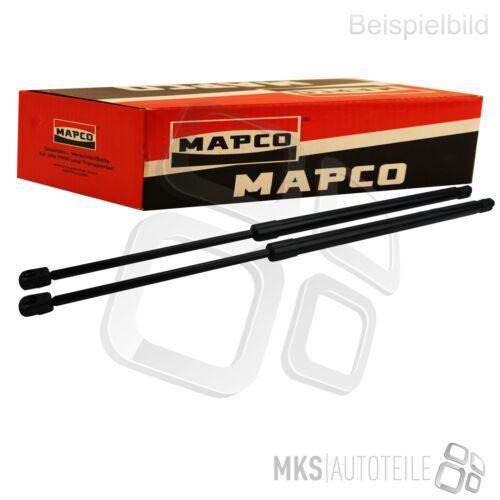 2 x MAPCO GASFEDER HECKKLAPPE KOFFER LADERAUM SET AUDI 3881245