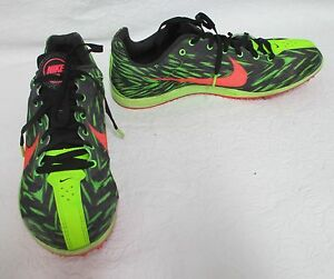 wholesale dealer f9b89 c73b9 Image is loading Men-039-s-Nike-Zoom-Rival-D-Electric-