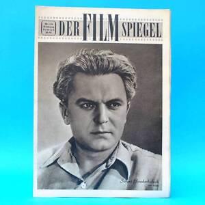 DDR-Filmspiegel-1-1956-Erika-Muller-furstenau-Franz-Kutschera-Bondartschuk