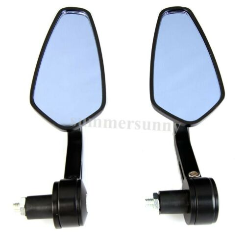 For 2013 2014 2015 2016 2017 Honda GROM MSX125 Motorcycle Rearview Mirrors Black