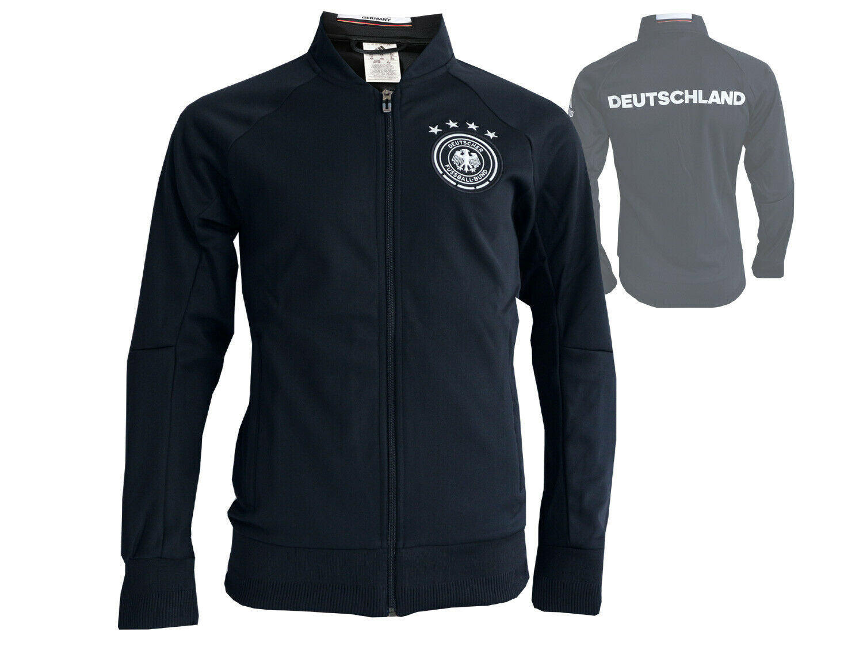 Jacket Anthem DFB schwarz Jacke Freizeit Deutschand Adidas