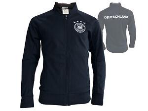 Adidas-federal-Sport-ocio-chaqueta-negro-dfb-Anthem-Jacket-WM-EM-XS-XXL