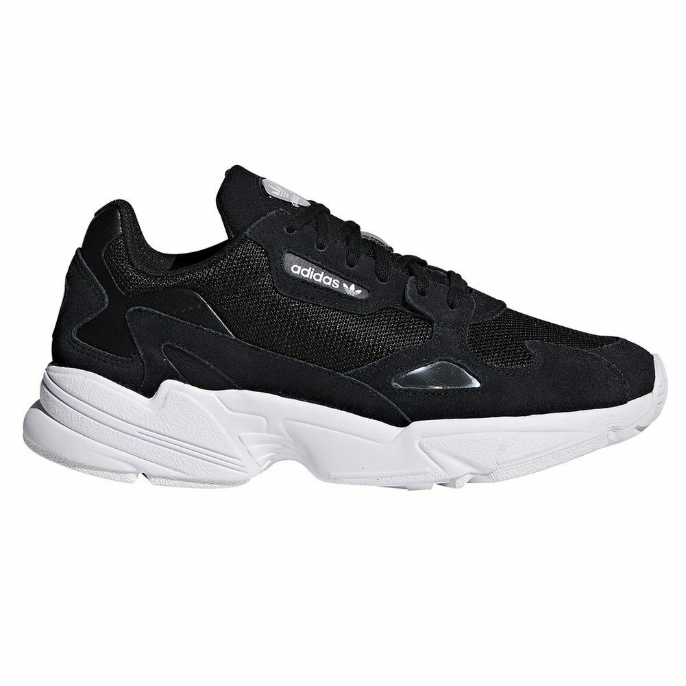Adidas Falcon W W W  shoes Black Women 9b9fc9