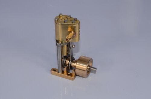Dampfmaschine Microcosm Q1 Vertikal Einzylindermotor