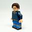 Custom LEGO Stranger Things Minifigure Will Byers
