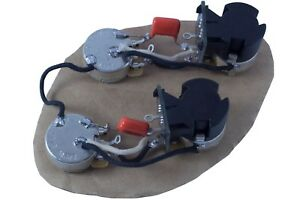 Details about Les Paul, SG, explorer, ES main cavity wiring harness on gibson explorer jack plate, gibson reverse explorer, gibson guitar electronic kits, gibson explorer wiring diagram, gibson explorer 76 reissue, gibson sg guitar dimension drawings,
