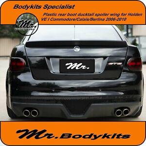 Mr-Plastic-Rear-Boot-Spoiler-Ducktail-Wing-For-Pontiac-G8-GT-GXP-Holden-553-VE-1