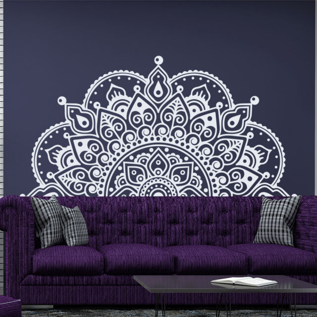wall decals - boho, mandala collection on ebay!