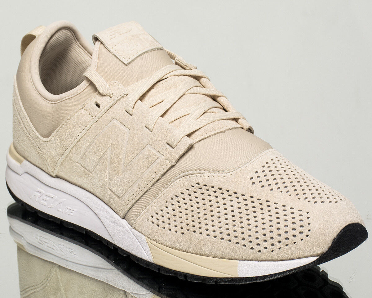 New Balance 247 NB247 lifestyle casual sneakers NEW sand white black MRL247-SA