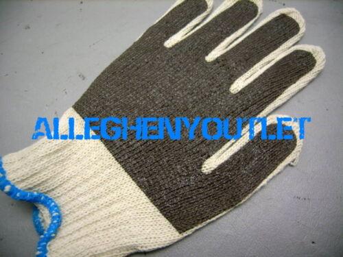 300 Pair PREMIUM SURE GRIP Smitty® NITRILE PALM COATED Knit Gloves MEDIUM