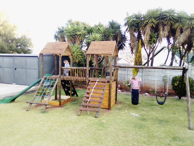 Wooden Jungle Gyms (woodfun est2001)