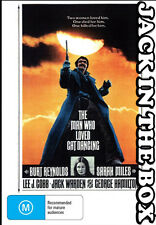 The Man Who Loved Cat Dancing DVD NEW, FREE POSTAGE WITHIN AUSTRALIA REGION ALL